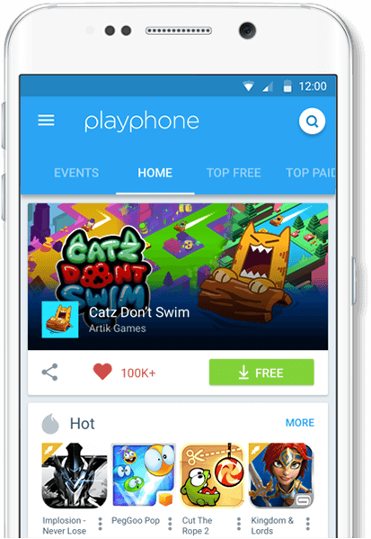Playphone App